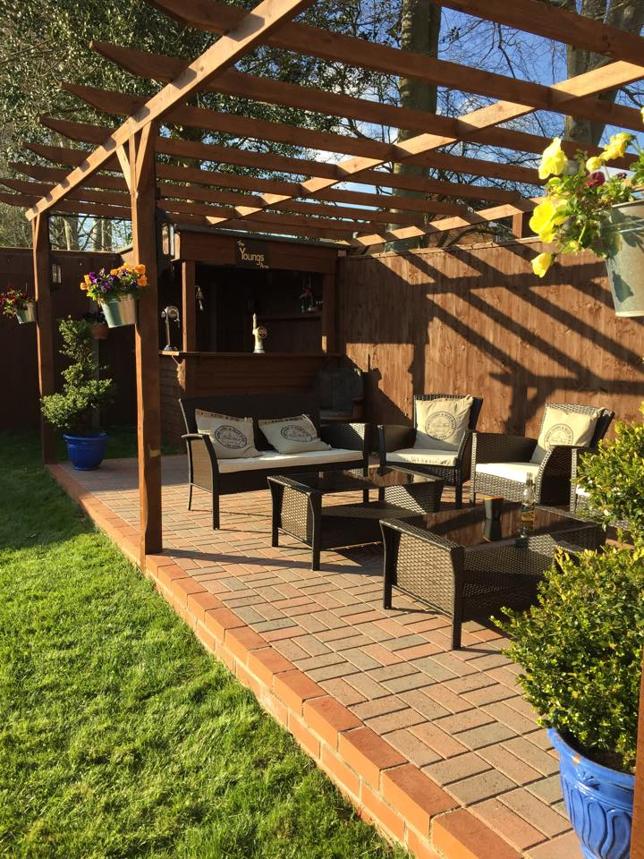 Dean Young Patio and Pergola